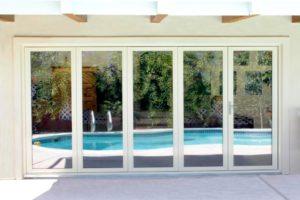 Patio Doors to Pool