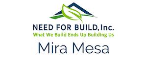 Kitchen - Bathroom - Landscape - Mira Mesa - Need For Build