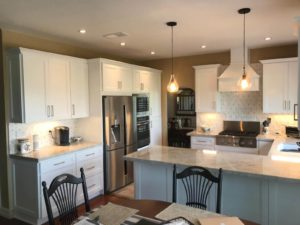 modern style cabinets
