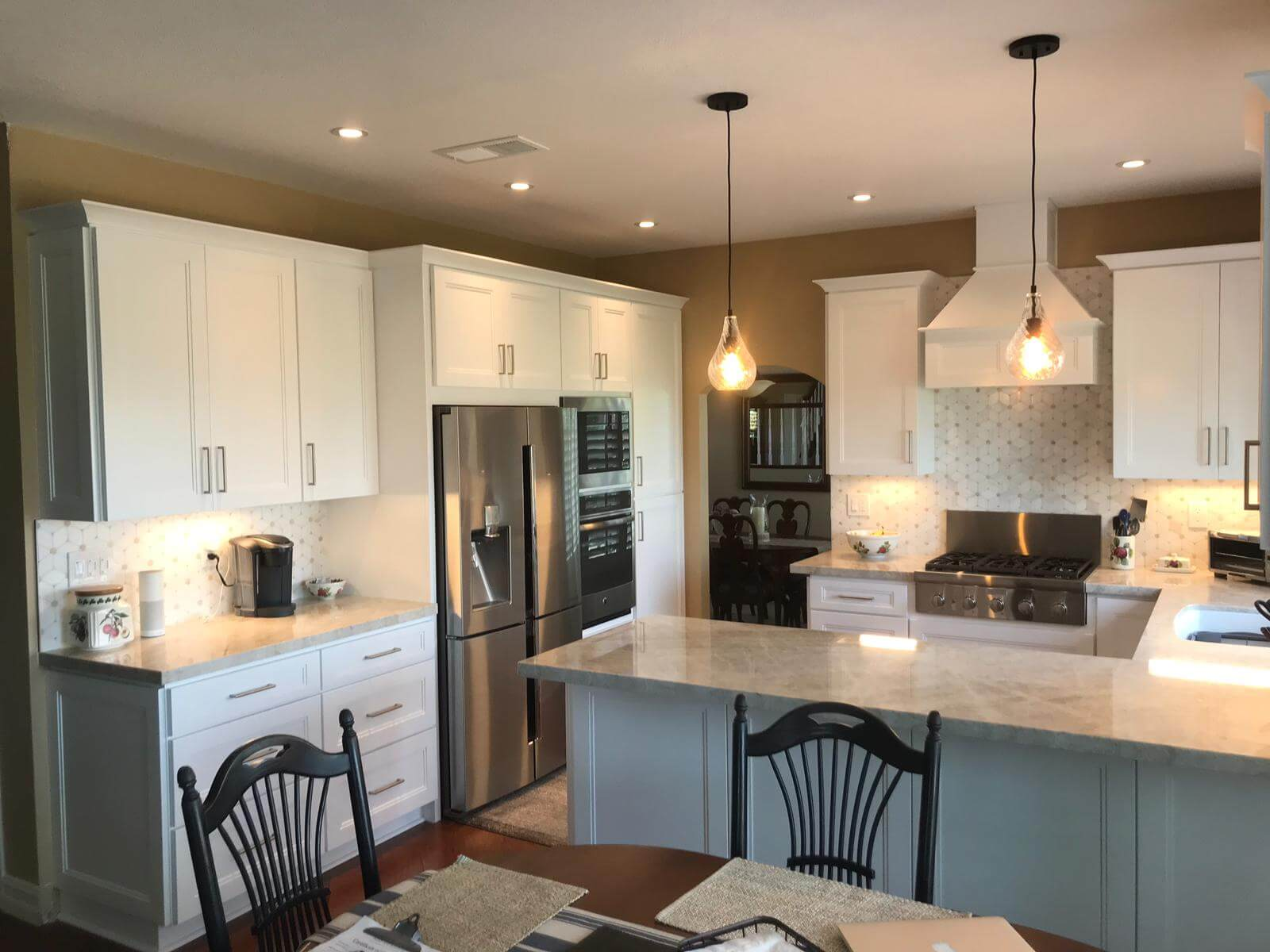 Kitchen Remodel San Diego Poway Orange County Need For Build Inc