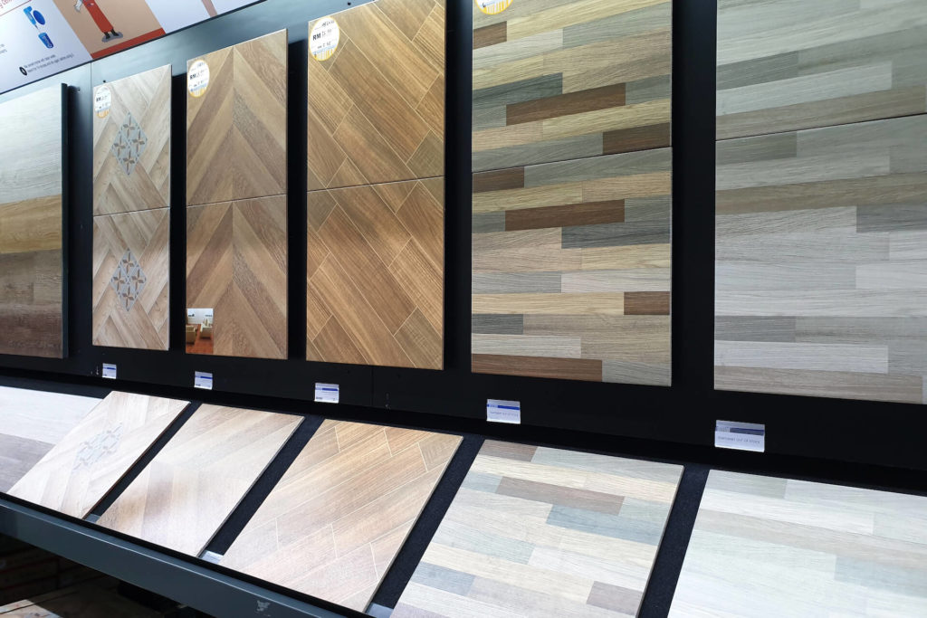 Selecting Kitchen and Bathroom Tile Materials