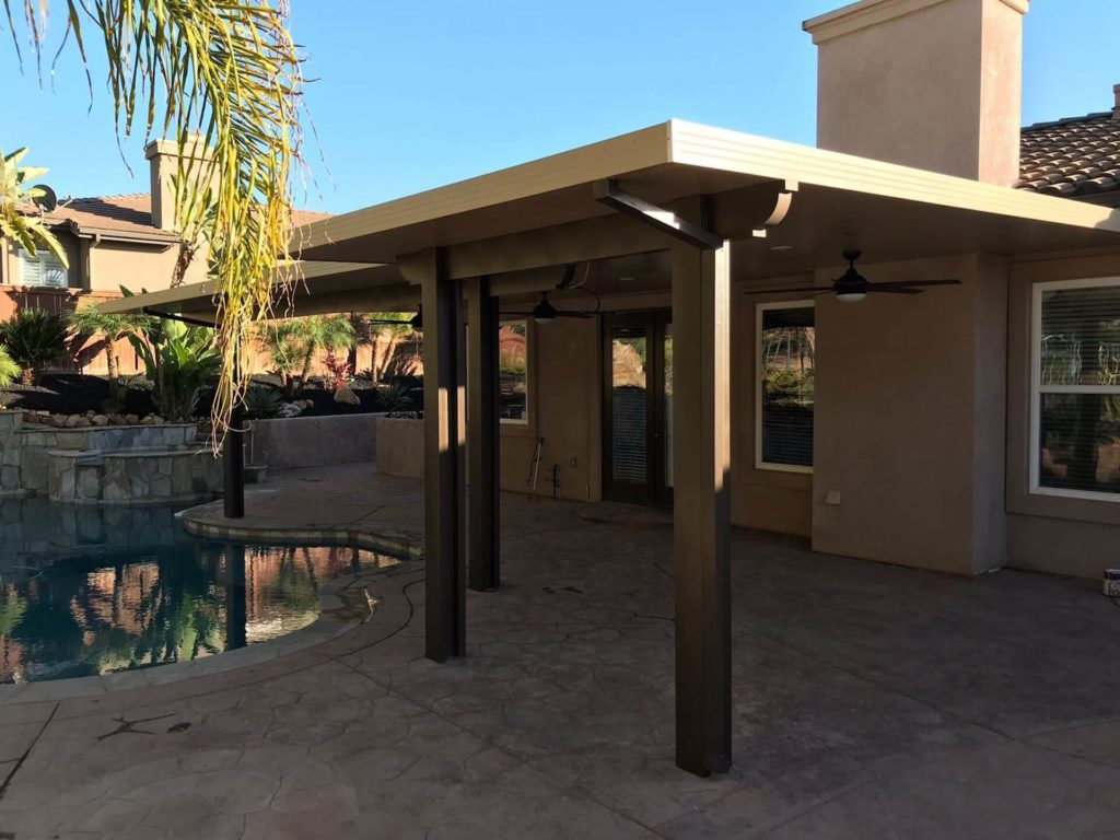 The Difference Between Shade Structures, Covered Patios and Enclosed Patios
