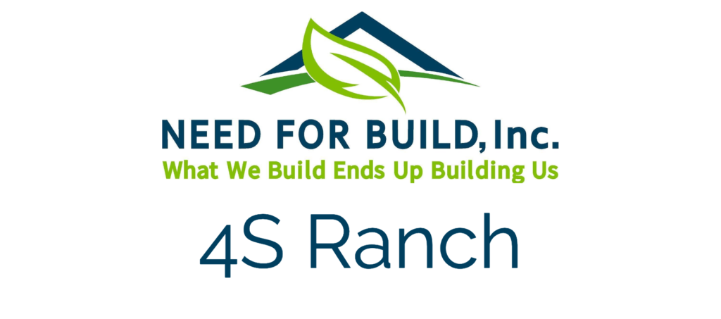 Need For Build Inc Serving 4S Ranch