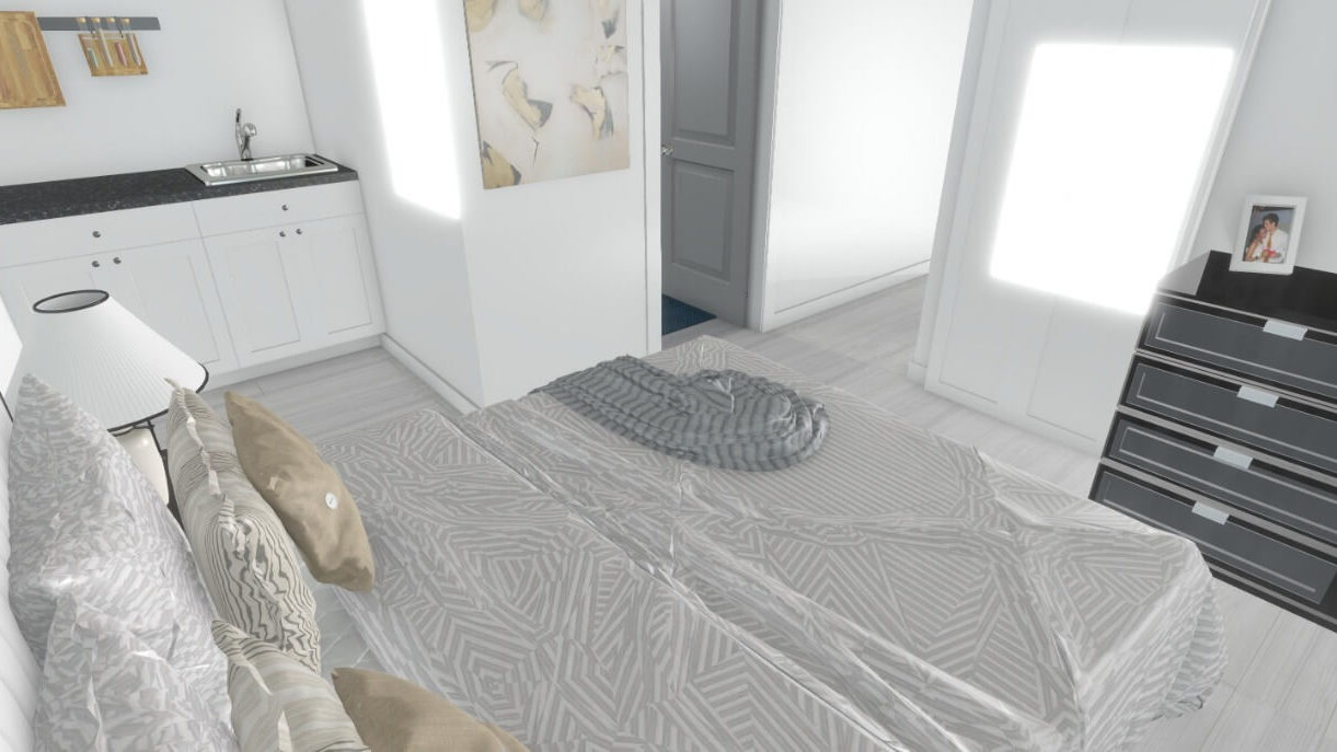 3D Room Design San Diego