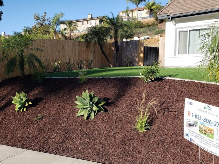Ground Cover, Decorative grass, succulents and artificial turf