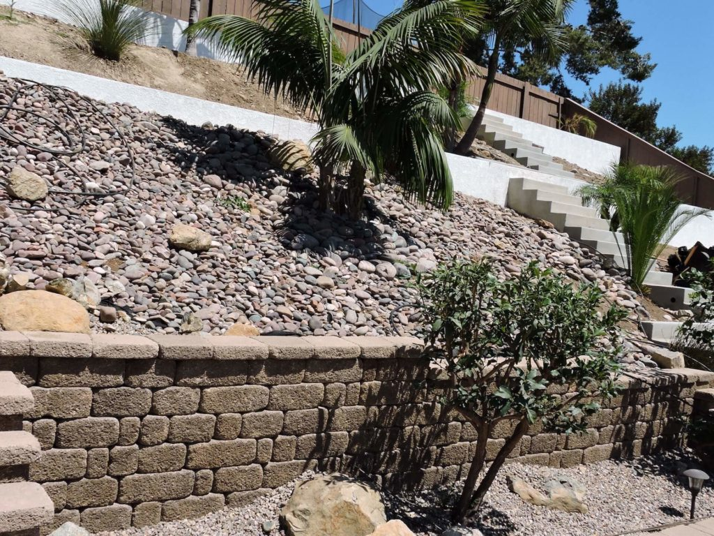 All About Landscaping Walls and Retaining Walls
